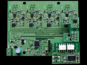 Air quality monitoring sensor shield